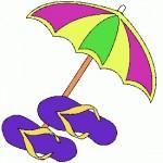 dessin,parasol,tong,vacances,ete-91